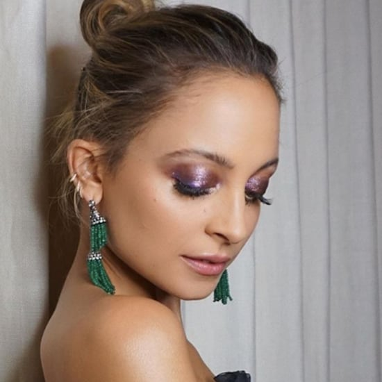 Celebrities With Purple Eye Shadow 2019