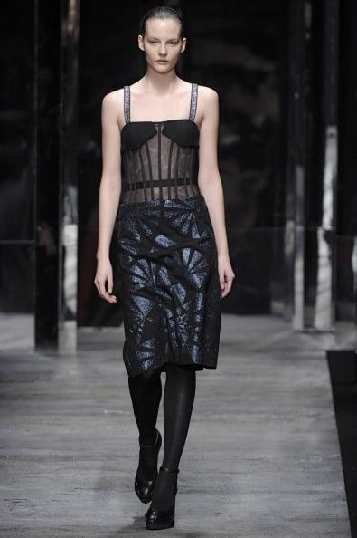 2011 Fall Milan Fashion Week: Versus