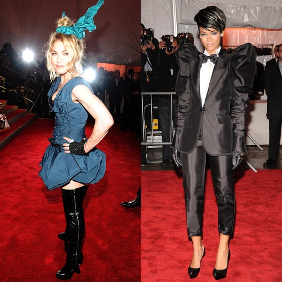 Rihanna Almost Wore Madonna's Boots to 2009 Met Gala