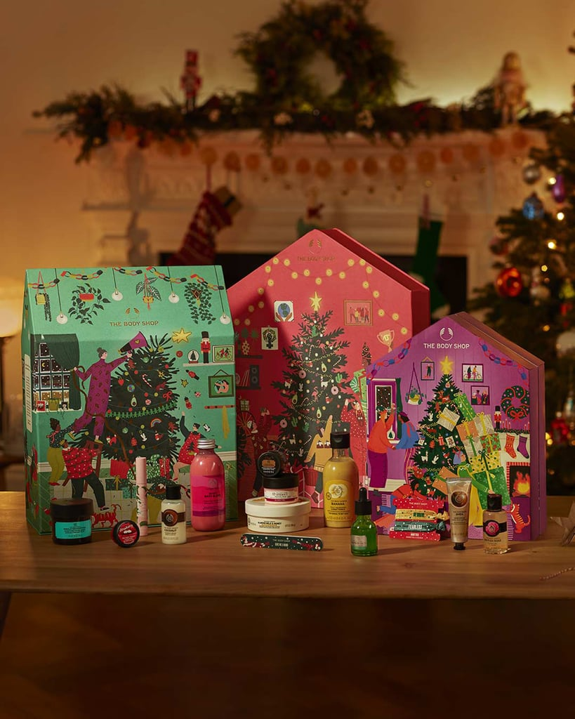 Check Out The Body Shop's 2020 Advent Calendars