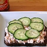 Entrée: Ham Salad Sandwiches
