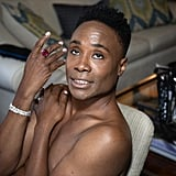 Billy Porter Getting Ready For the 2019 Tony Awards at the Lowell Hotel in NYC