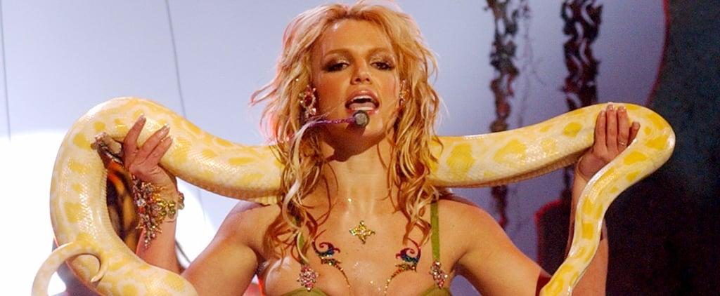 Iconic Britney Spears Costume Ideas
