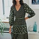 Karoline Tiered Maxi Dress
