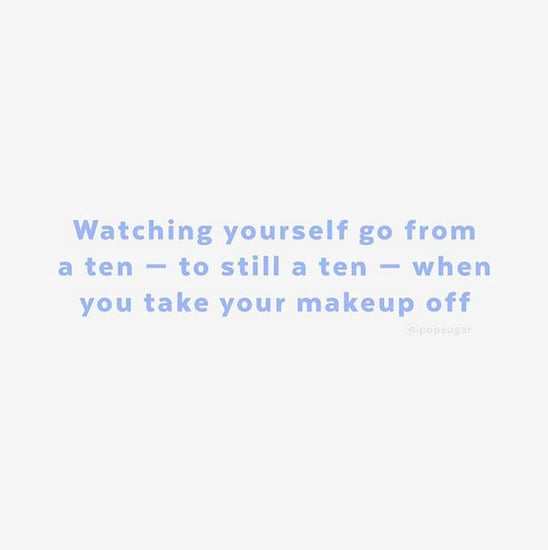 Inspiring No-Makeup Quotes on Instagram