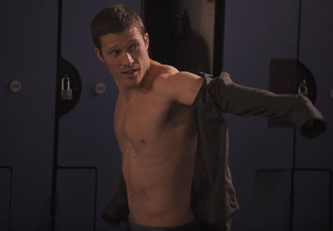 The Mob Doctor Tv Actors Shirtless Pictures 2012 Popsugar