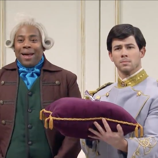 Watch Nick Jonas's Cinderella Sketch on SNL