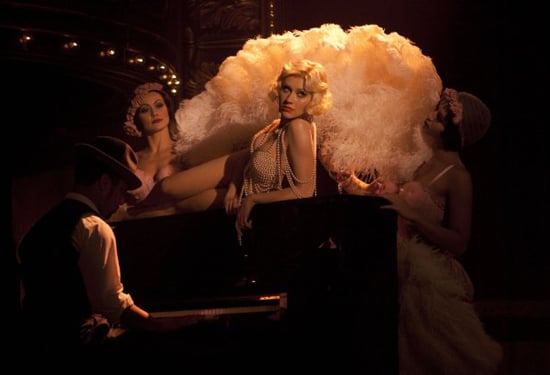 Burlesque Photos With Christina Aguilera, Cher, Kristen Bell, Stanley Tucci and More