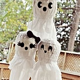 Besides being totally cute, these spirited piñatas will be the hit of the party. Fill them with candy or prizes and give your guests something fun to do throughout the night.