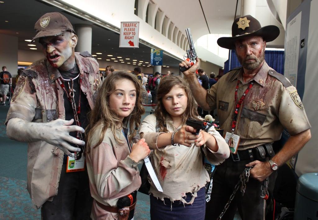 The Walking Dead Family