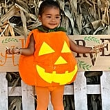 True Thompson's Adorable Halloween Costumes | Photos