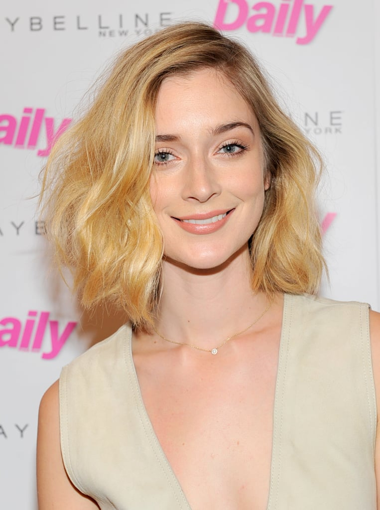 Caitlin Fitzgerald at the Fashion & Hollywood Luncheon