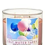 Bath & Body Works Salt Water Taffy 3-Wick Candle