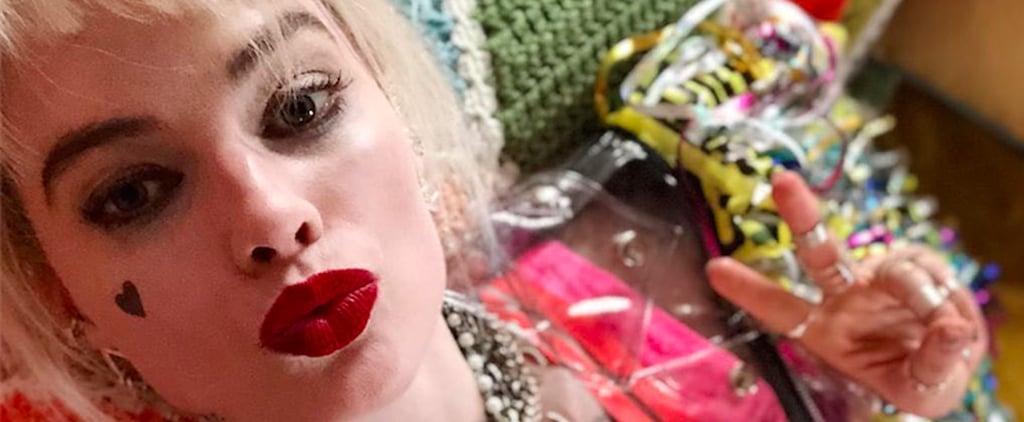 Margot Robbie as Harley Quinn in Birds of Prey Photos
