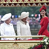 When the Duchess of Cambridge Didn't Get the Memo
