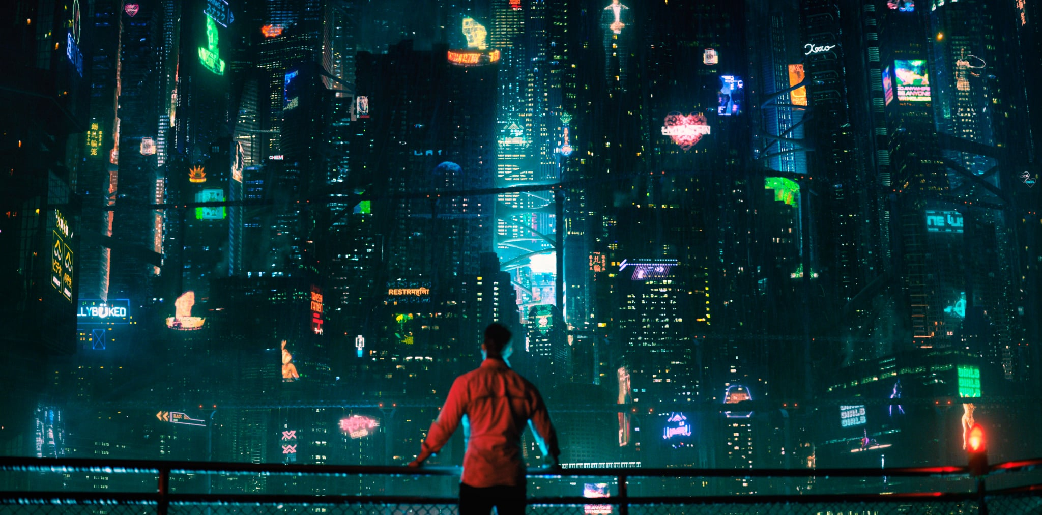 ALTERED CARBON, Joel Kinnaman, (Season 1, aired February 2, 2018).  Netflix/courtesy Everett Collection