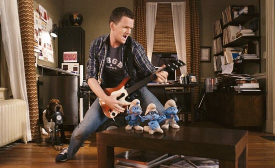 The Smurfs Trailer Starring Neil Patrick Harris and Katy Perry