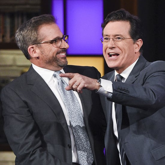 Steve Carell and Stephen Colbert Sing a Duet