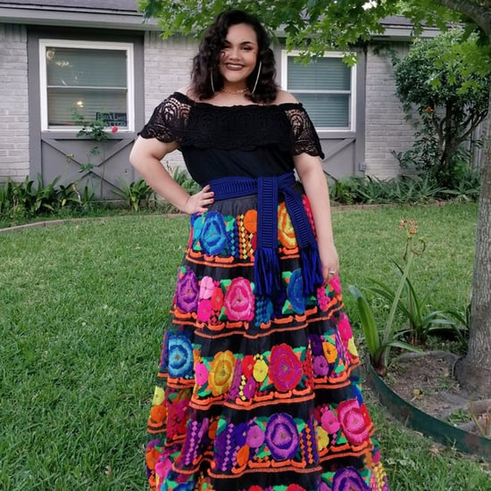 Chicanx Prom Dress Goes Viral on Twitter