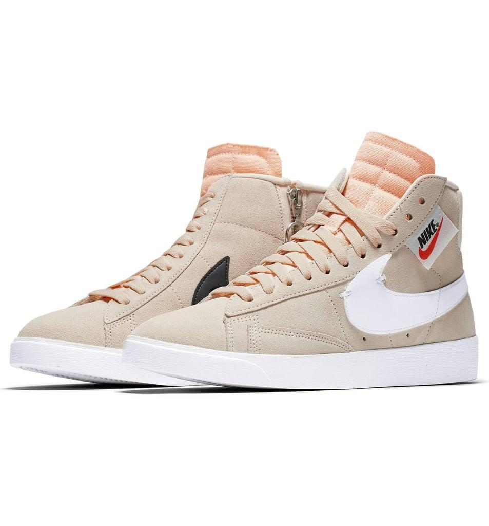 17ac79eed737 Nike Blazer Mid Rebel Sneakers