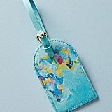 Nikki Cade Map Maker Luggage Tag