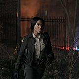Nicole Baharie on Sleepy Hollow.