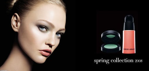 Giorgio Armani Beauty Spring 2008 Color Collection