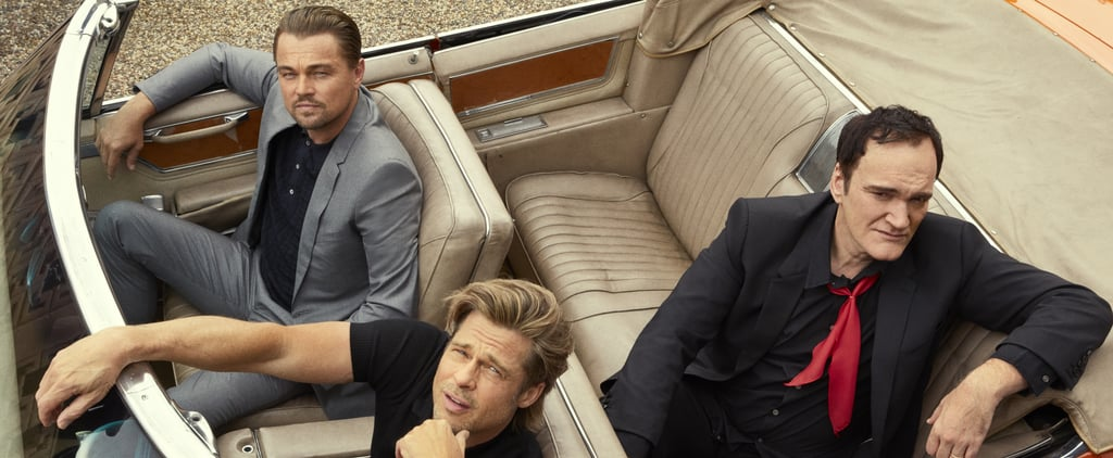 Brad Pitt and Leonardo DiCaprio in Esquire Summer 2019 Issue