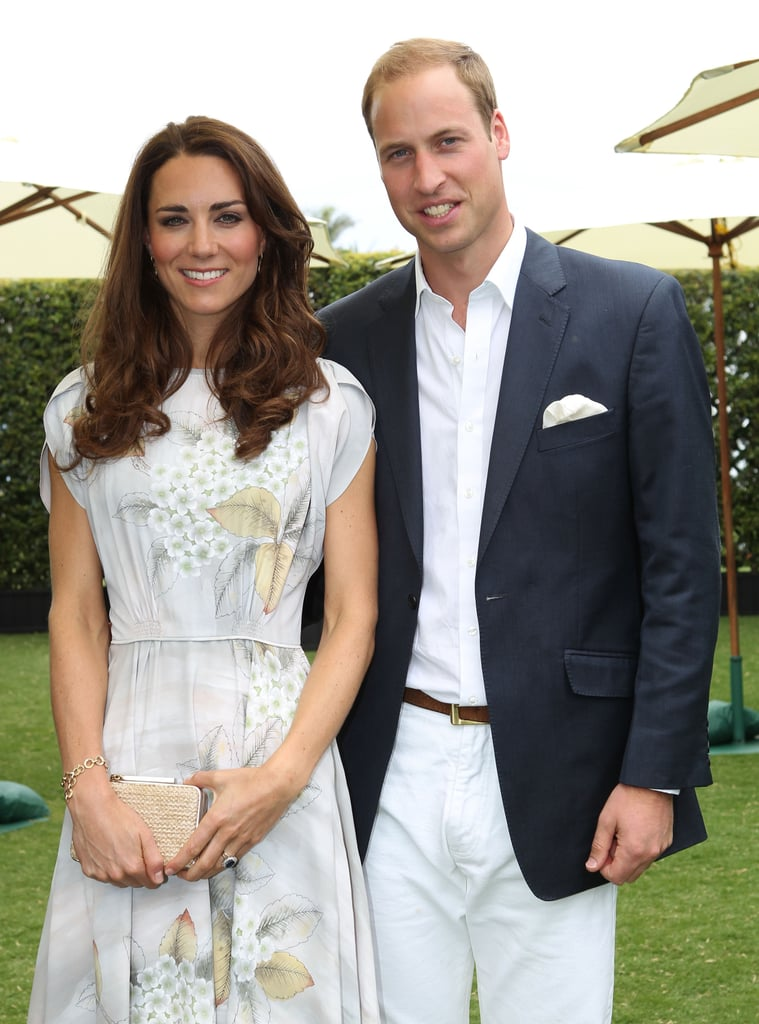 25. William and Kate's US Tour