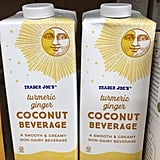 Trader Joe's Turmeric Ginger Coconut Beverage ($3)