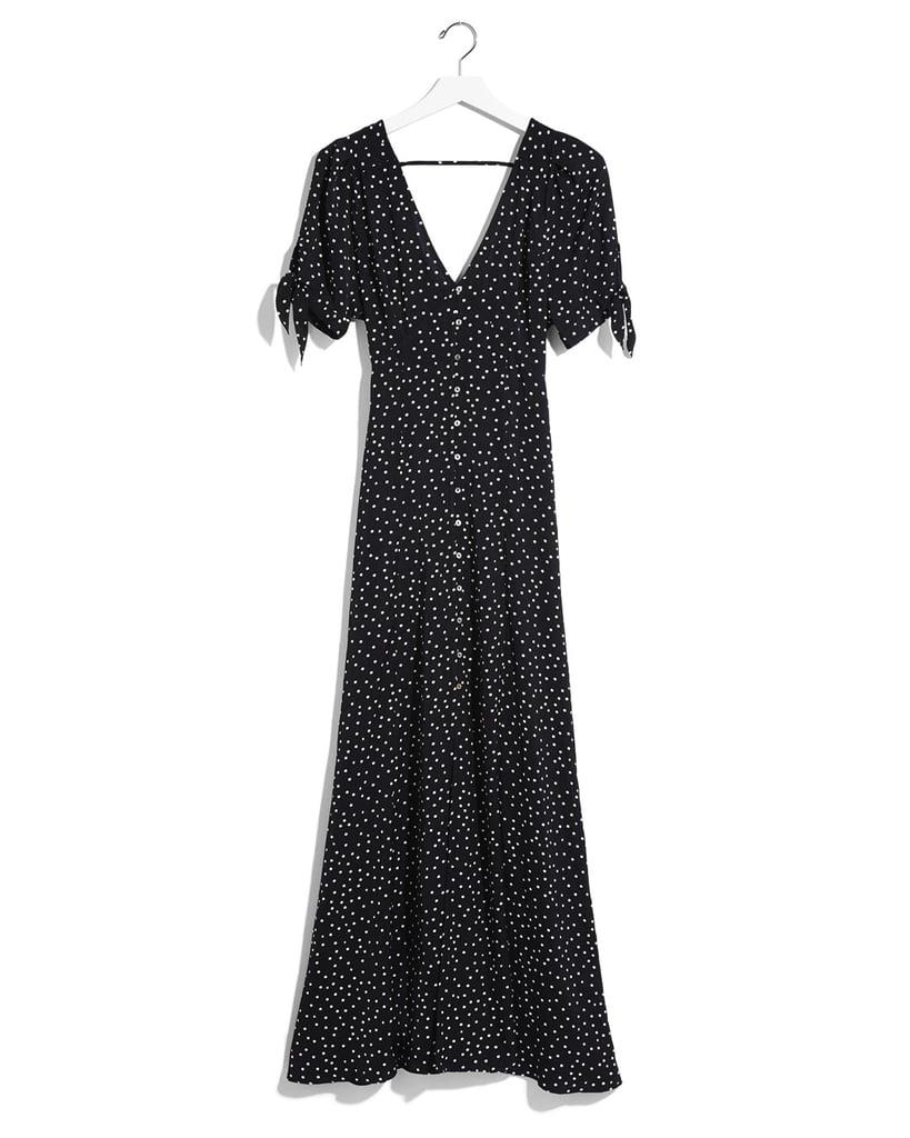 Karlie Kloss x Express Dot Print Maxi Dress ($88)