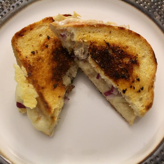 Trader Joe's Grilled Cheese Recipe and Photos