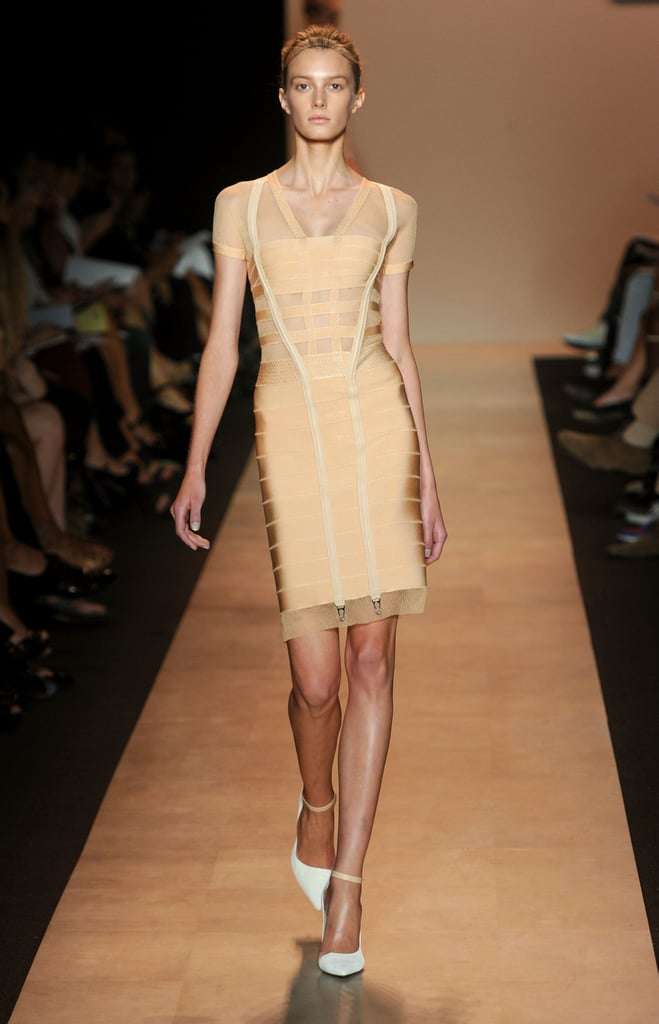 2011 Spring New York Fashion Week: Herve Leger