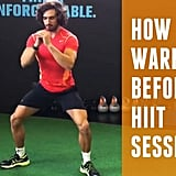 How to Warm Up Before a HIIT Session