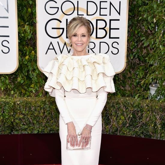 Jane Fonda Auctioning Off Wedding Dress