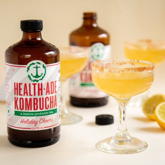 Health-Ade Kombucha Holiday Cheers Review