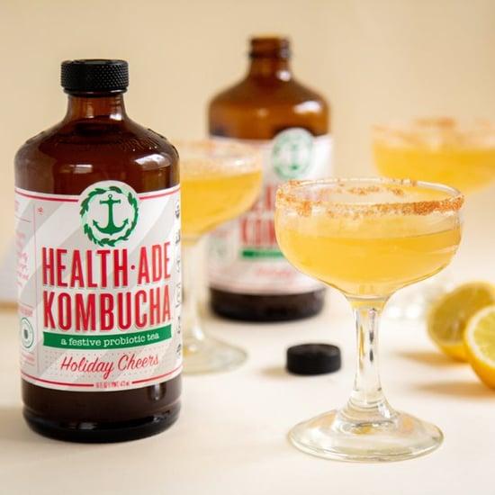 Health-Ade Kombucha Holiday Cheers Review