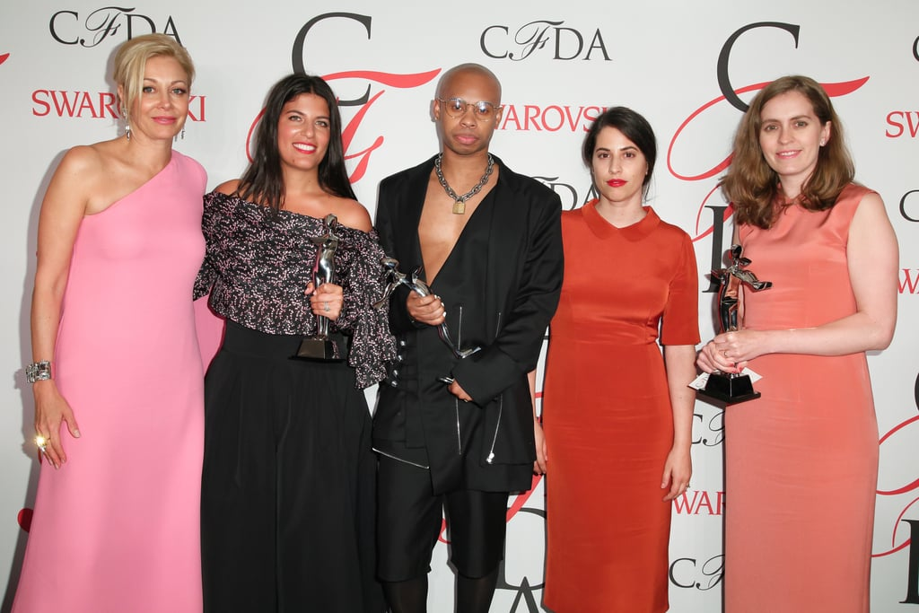 2015 CFDA Award Winners