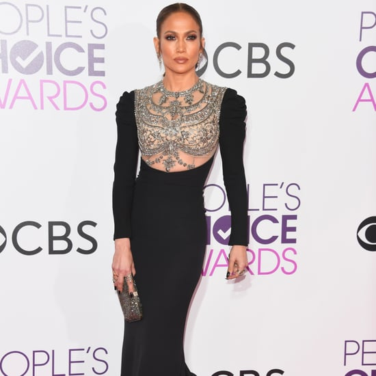Best People's Choice Awards Dresses 2017