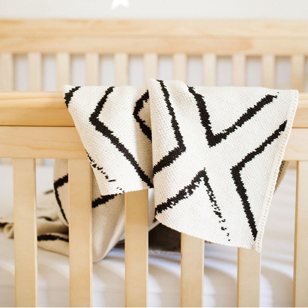 Seek & Swoon Baby Throw