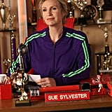 I'm kind of surprised that Sue's baby hasn't taken up permanent residence in her office.