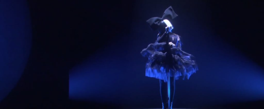 """Sia Performs """"Unforgettable"""" Cover From Finding Dory"""