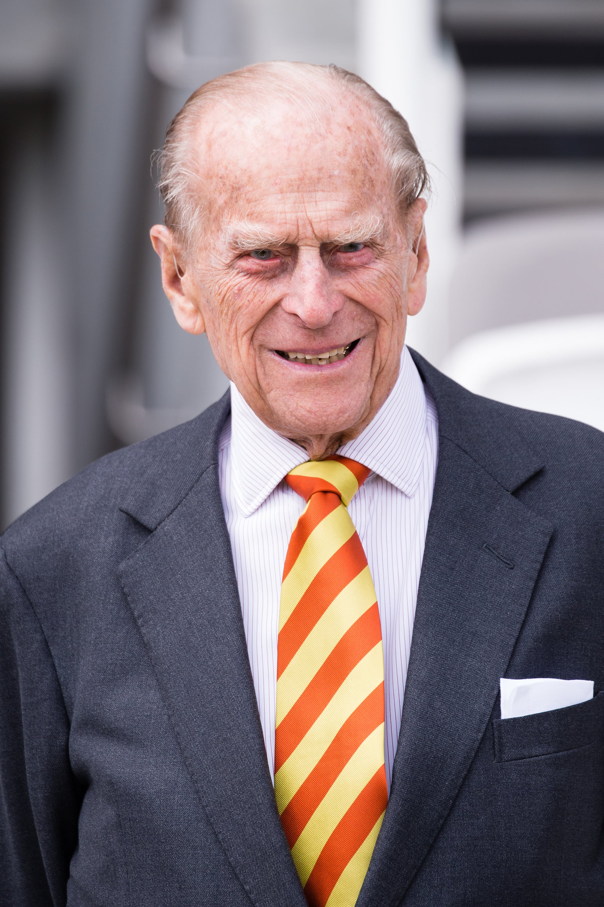 Prince Philip Will No Longer Carry Out Public Engagements