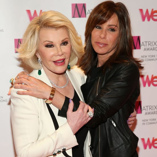Joan Rivers Quotes On Life, Death And Suicide Attempt