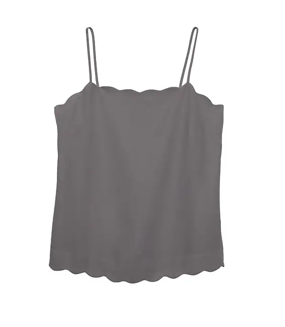 Scalloped Essential Camisole
