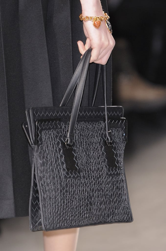 Bottega Veneta Fall 2013   Best Bags and Shoes From Milan Fashion ... dd007879aa