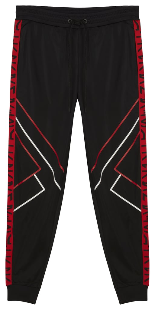 ASOS x Star Wars Poly Tricot Joggers With Printed Tape