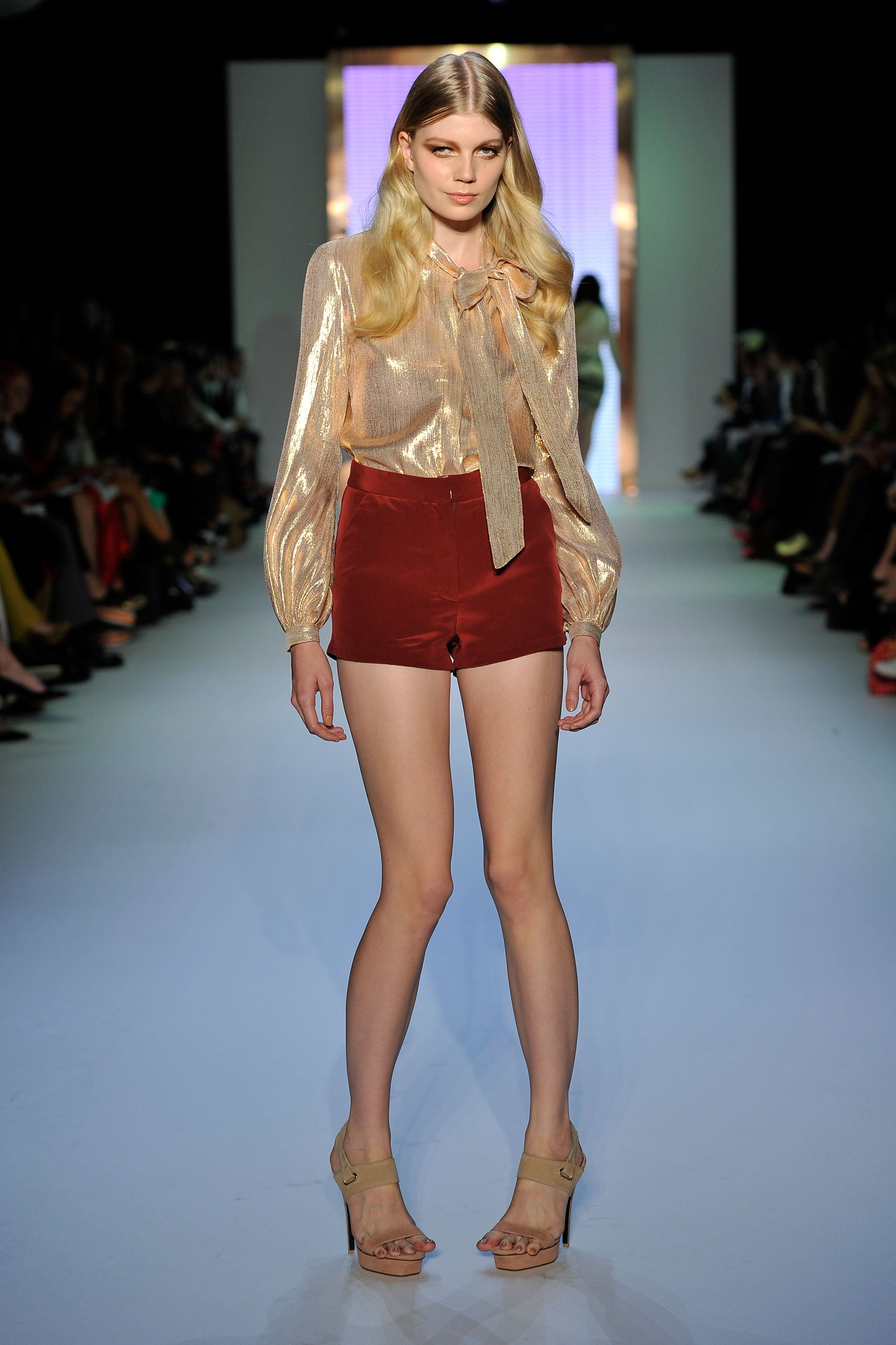 See Bec Amp Bridge S Spring Summer 2011 Runway Show And