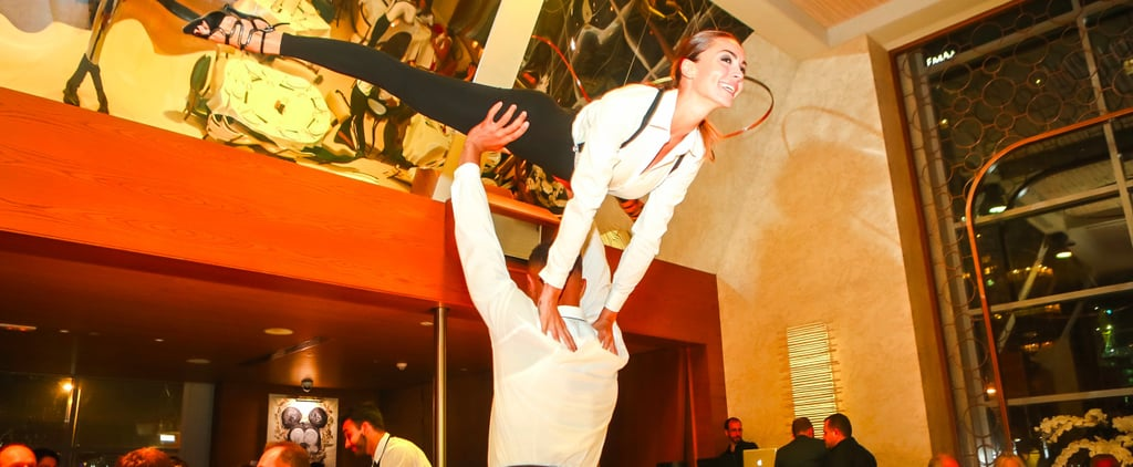 These Waiters Will Give You the Show of Your Life Over Dinner, Because Dubai