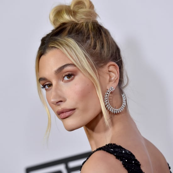 Hailey Bieber Gets a $300 Microcurrent Facial